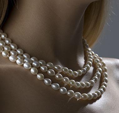 Pearl Bead Restringing